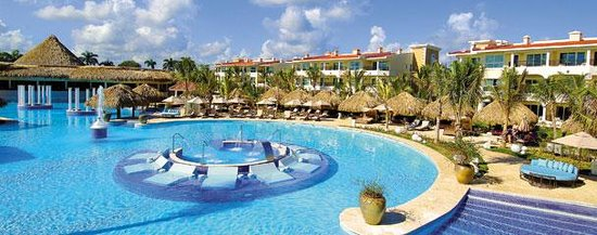 Paradisus Punta Cana : Piscina Comunitaria