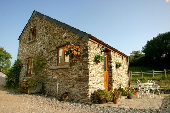 Pollardscombe Farm: Owlacombe Cottage