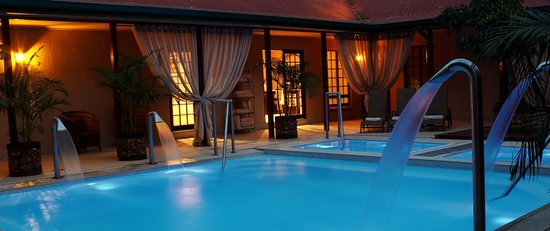 Bela Bela, South Africa: IKETLA SPA & WELLNESS CENTRE