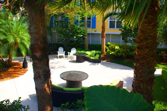 Sheraton Suites Key West: The grounds