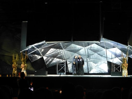 Arena di Verona: Трагический финал...