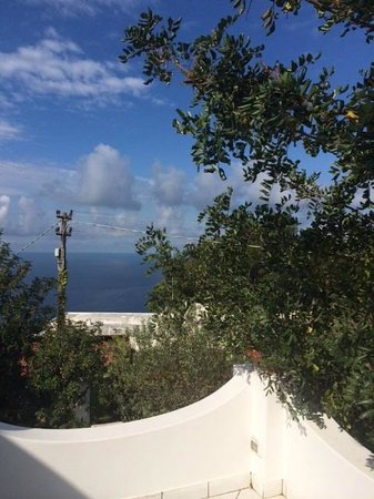 B&B Casa Bove: Terrace view