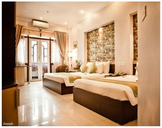 Hanoi City Palace Hotel: The Suite