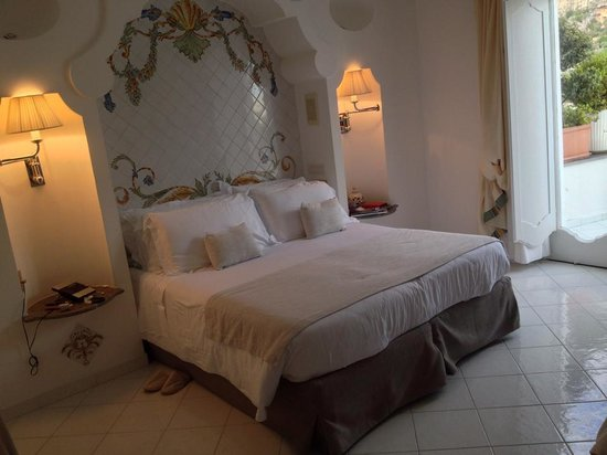 Hotel Villa Franca: Bedroom