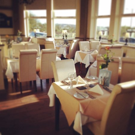 The Copt Hill: Newly refurbished restaurant