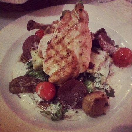 Resto Illuminati : the chicken, delicious