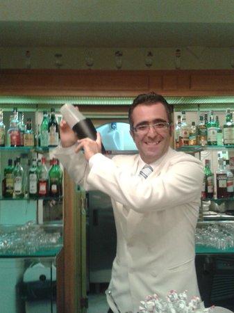 Hotel Villa Hibiscus: eccezionali cocktail di Enzo
