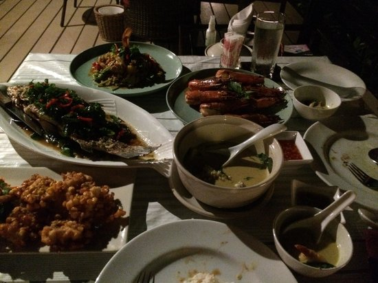 Shantaa Koh Kood: Another meal for two person