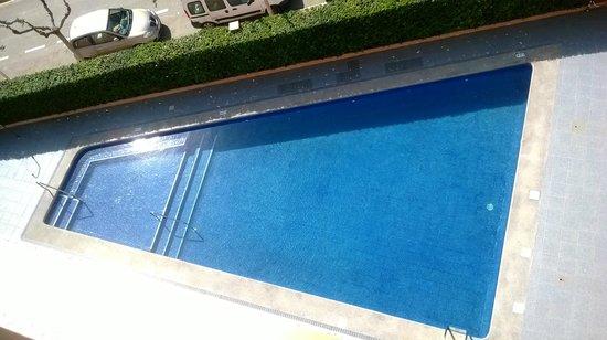 Les Dalies Apartmentos: piscine