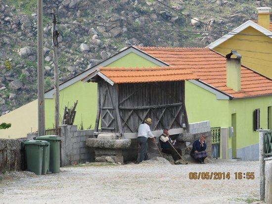 Casa da Farmacia: A small village