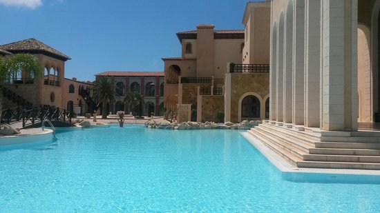 Meliá Villaitana: piscine
