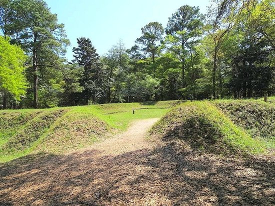 Fort Raleigh National Historic Site: the fort
