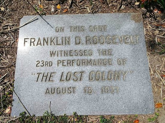 Fort Raleigh National Historic Site: at the lost colony