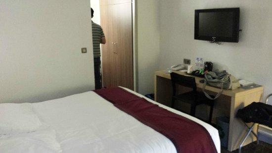 Le Refuge des Aiglons: quarto aconchegante