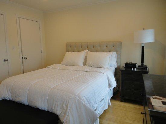Bricco Suites: ベッドルーム