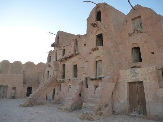Tataouine, Tunesien: Ksar Ouled Soltane