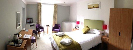 The Derwentwater Hotel: Newly refurbished Bedroom