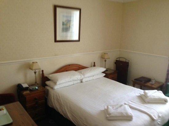 The Derwentwater Hotel: A Standard Bedroom