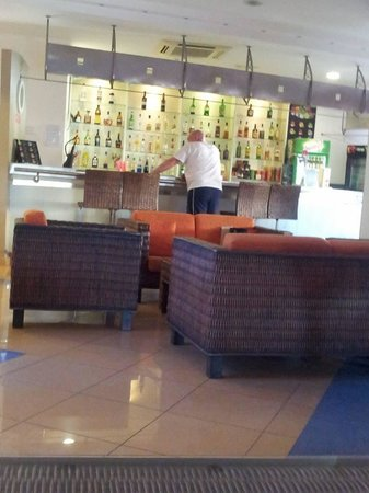 Velamar Boutique Hotel: Hotel Bar - very nice and very clean and fresh