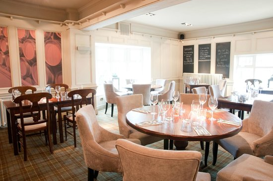 Square and Compass: The Vault - perfect for dining & for private functions