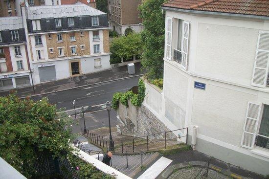 Manoir de Beauregard : from the window