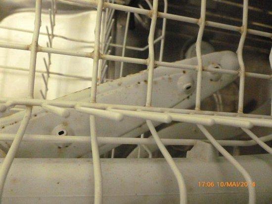 Pierre & Vacances Resort Port-Bourgenay: Lave vaisselle
