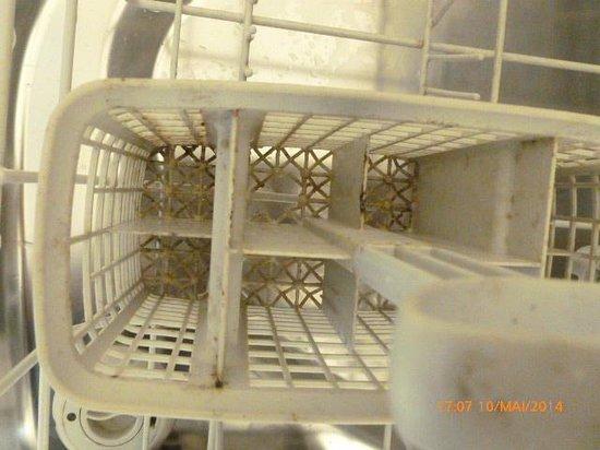 Pierre & Vacances Village Club Port-Bourgenay: Lave vaisselle