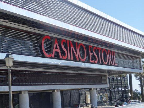 Casino Estoril : Imponente