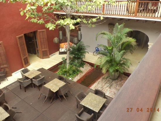 Ananda Hotel Boutique : Restauran Carmen