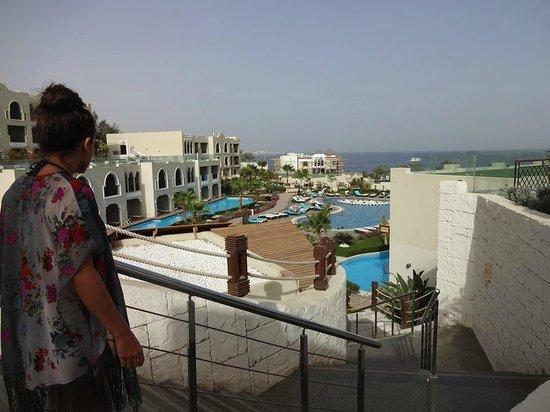 Sunrise Grand Select Arabian Beach Resort: Great views
