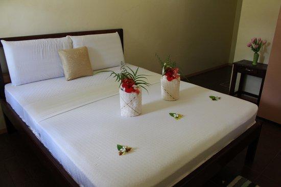Island Dream Palm Paradise Resort: Bed