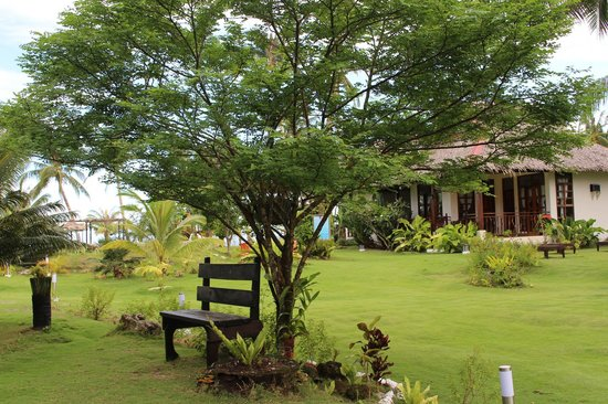 Island Dream Palm Paradise Resort: Relaxing place