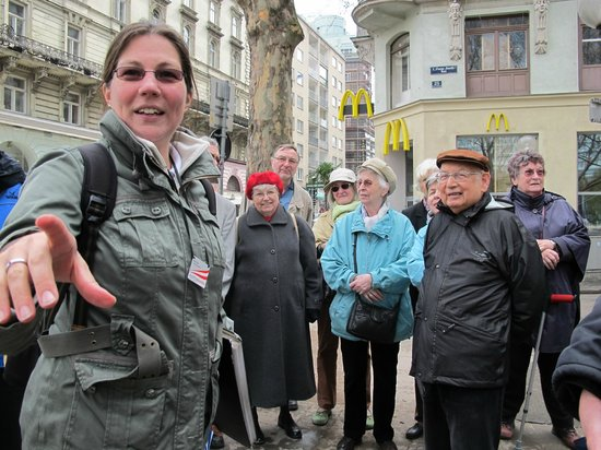 Vienna Walks & Talks
