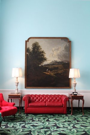 The Greenbrier : Decor Perfection