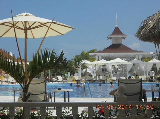 Luxury Bahia Principe Bouganville Don Pablo Collection : View from the Pool