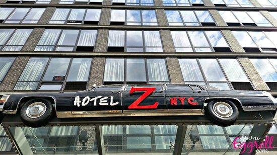 Z NYC Hotel: Exterior