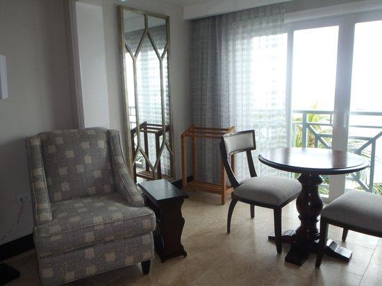 Sandals Negril Beach Resort & Spa: Living area