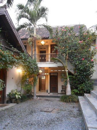 Cakra Homestay: Rooms