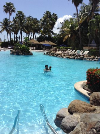 Embassy Suites by Hilton San Juan Hotel & Casino: Poolside