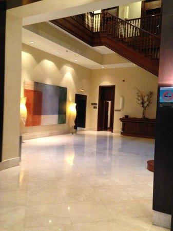 URH Palacio de Oriol Hotel: Entrance hall