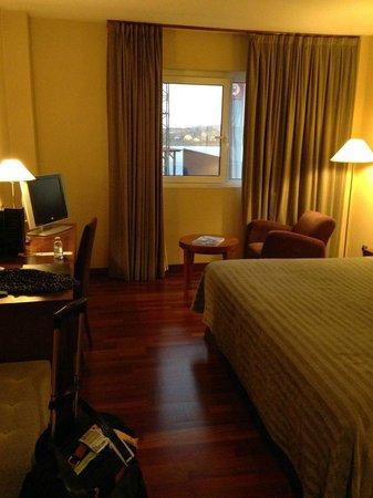 URH Palacio de Oriol Hotel: View of the room