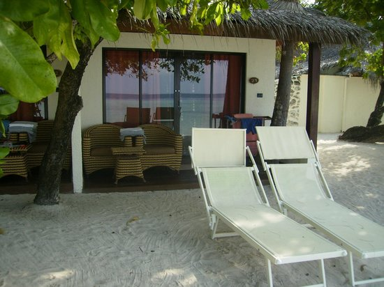 VOI Maayafushi Resort: la nostra camera