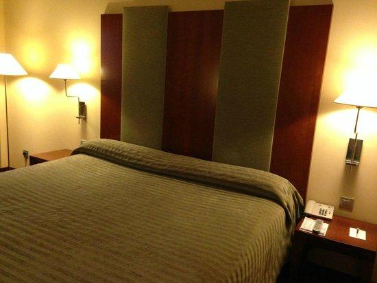 URH Palacio de Oriol Hotel: Confortable bed