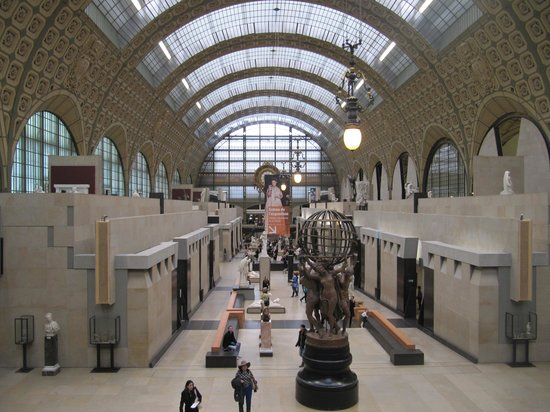 Musée d'Orsay: музей
