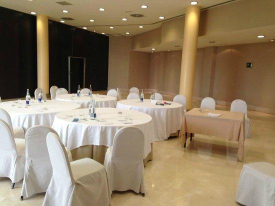 URH Palacio de Oriol Hotel: Training room