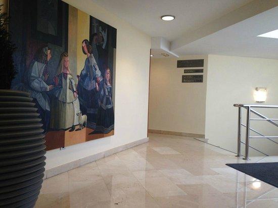 URH Palacio de Oriol Hotel: Nice decoration