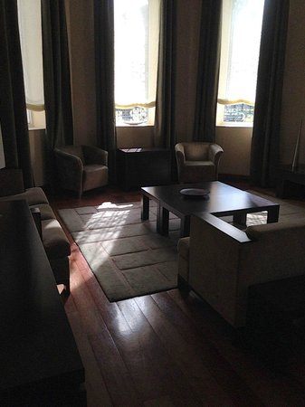 URH Palacio de Oriol Hotel: Lobby