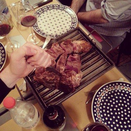 Cinque di Vino: Bistecca