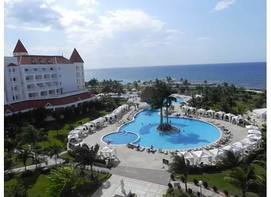 Luxury Bahia Principe Runaway Bay Don Pablo Collection: view from room 23613