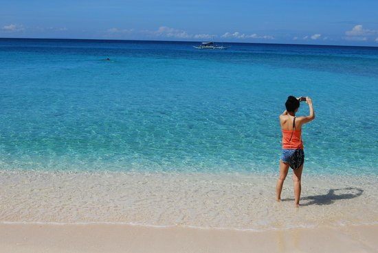 Shangri-La's Boracay Resort & Spa : Beach